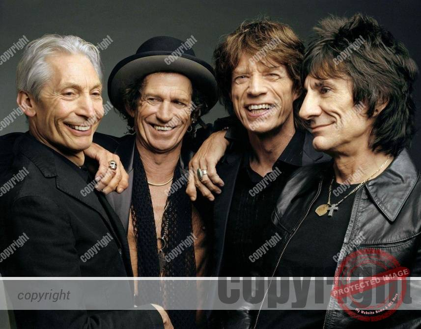 The Rolling Stones – Unzipped